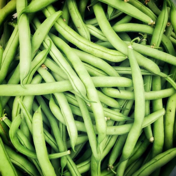 poroto verde fresco